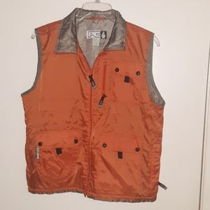 Pineapple Connection Outerwear Vest size S